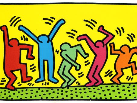 Aux racines de la galerie : Keith Haring