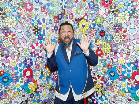 Aux racines de la galerie : Takashi Murakami