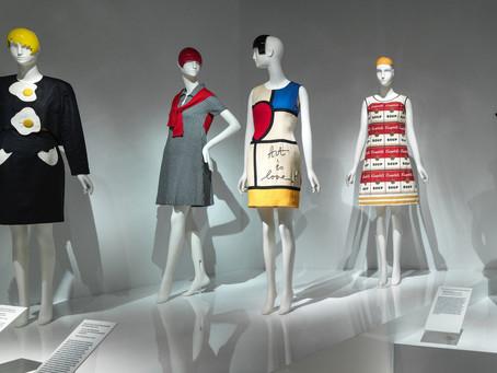 La relation entre l'art et la mode