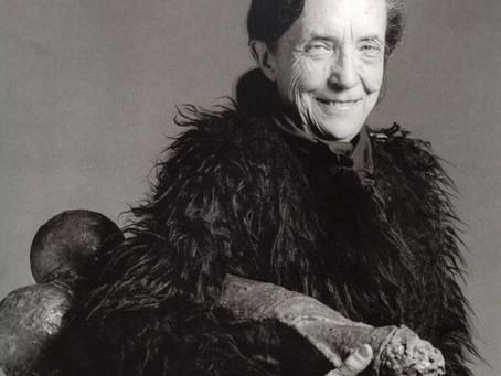 Aux racines de la galerie : Louise Bourgeois