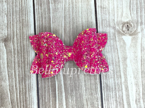 Electric Hot Pink Bella