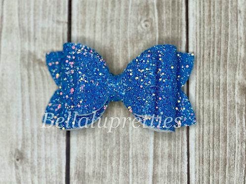 Bright Blue Bella