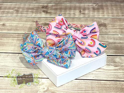 Summer Daze Pretty Bow Headband