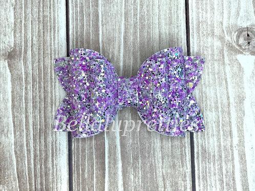 Purple Crystals Bella