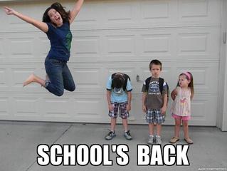 Back to School, Sudbury-style