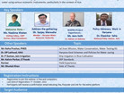 Webinar on Water Sustainability for Agriculture in Haryana on 8th October, 2021
