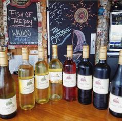 Wines from Coastal Vines