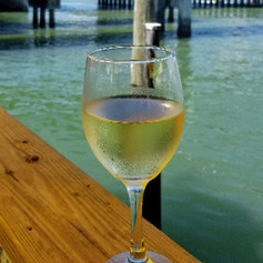 White Wine from Coastal Vines