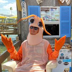 Tyler Dehaven Shrimp Civid crazy Aug 202