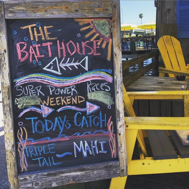 photo: Bait House