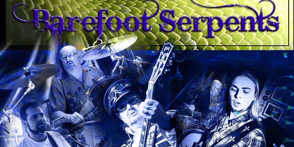Barefoot Serpents