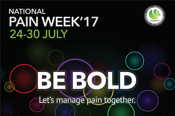 Pain week logo 2017