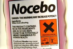 No, No, Nocebo