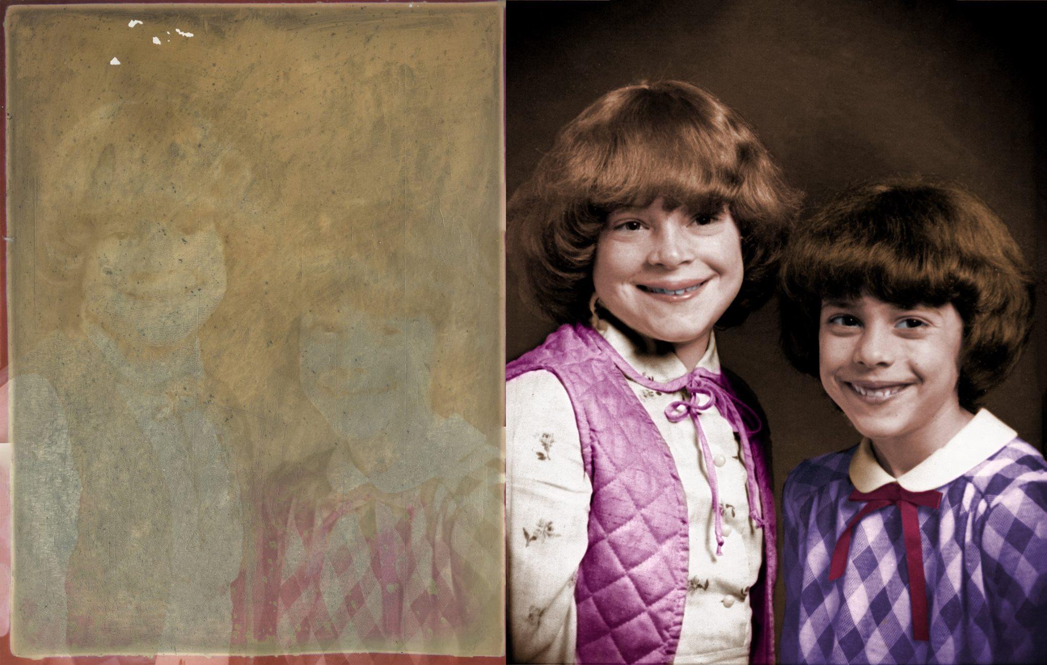 Photo Restoration and Reconstruction