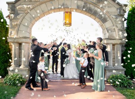 Ben + Taylor's Wedding