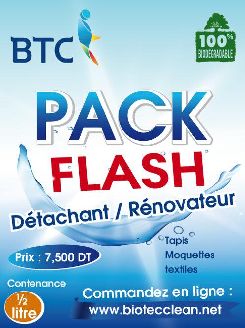 PACK FLASH - DETACHANT