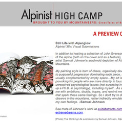 Alpinist Artist Feature