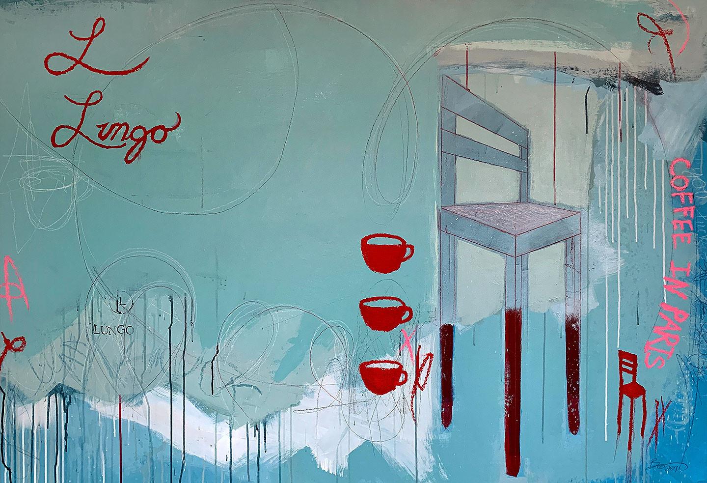 All I Want To Do Is Sit At A Cafe and Drink a Coffee, In Paris.