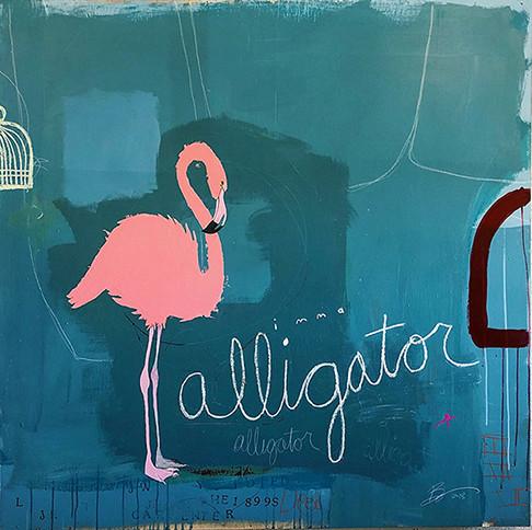 Imma Alligator
