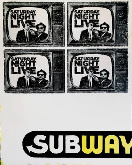 Saturday Night Live & Subway at Midnight