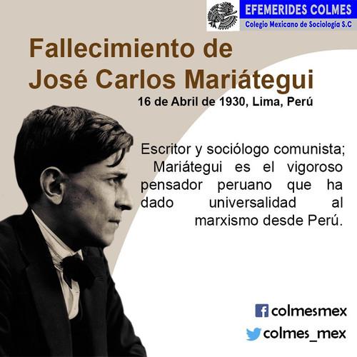 16 de abril, Jose Carlos Mariategui.jpg