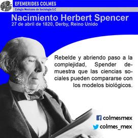 27 de abril, Hernert Spencer.jpg