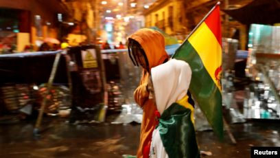 Una mirada a los hechos de octubre y noviembre de 2019 en Bolivia