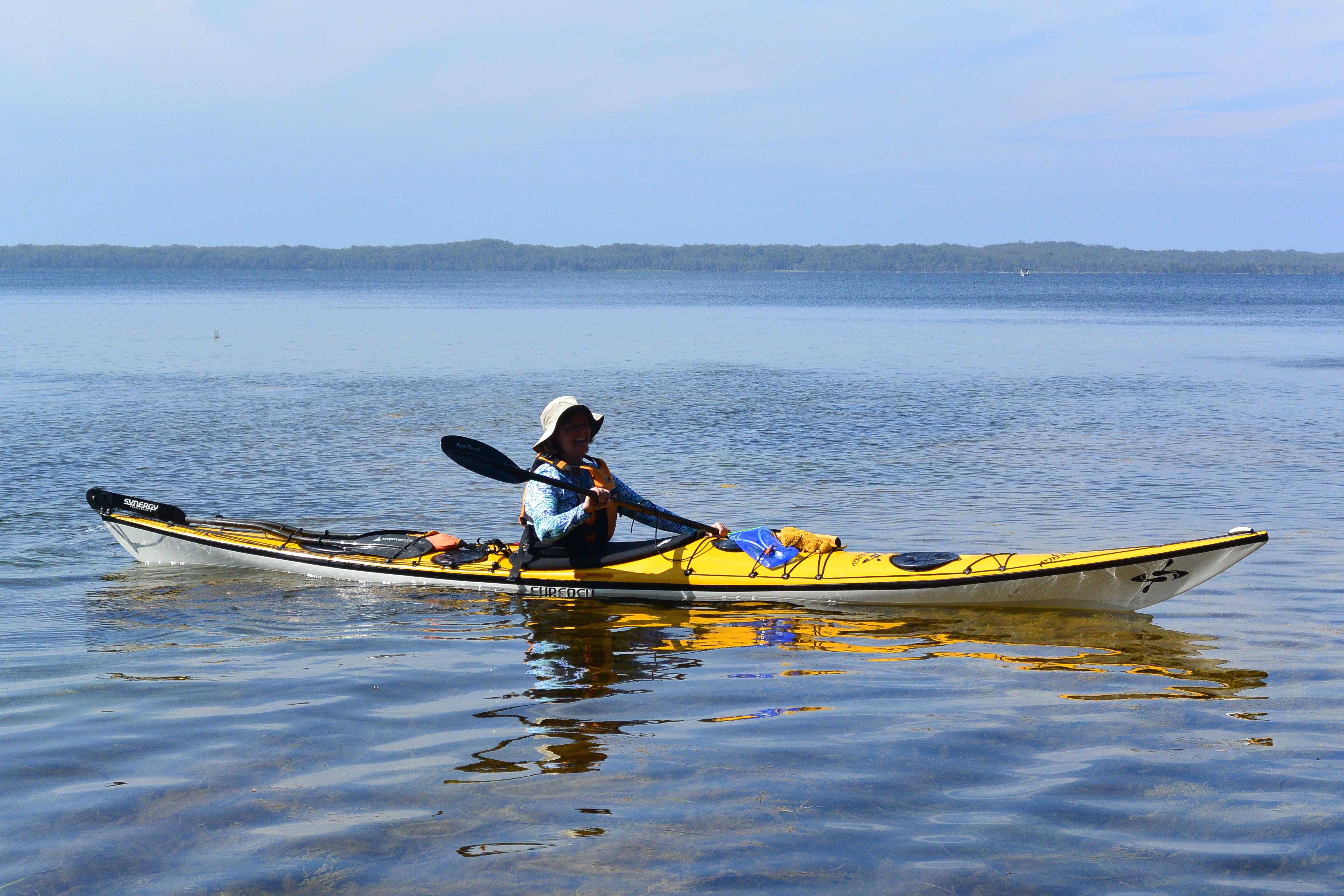 1 Day Single Sea Kayak Hire