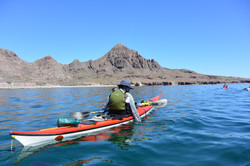 Sea Kayak Travel - Baja Mexico 2019