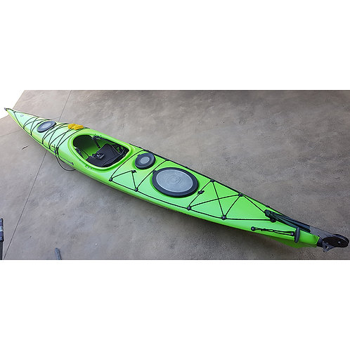 Tsunami 165 Expedition Sea Kayak