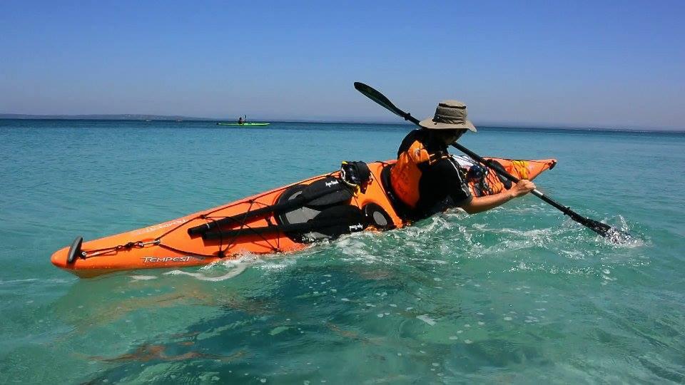 Essential Kayaking Skills Course 1