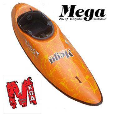 Mega Boost HP Surf Kayak