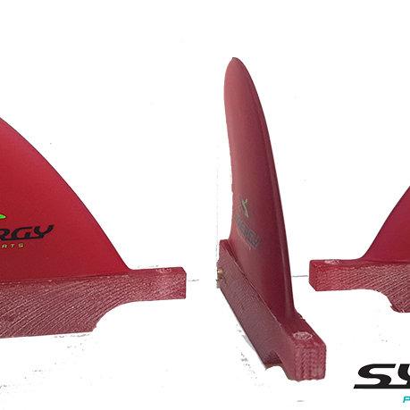 Surf Kayak/Waveski Fins - Tri Fin Thruster Set