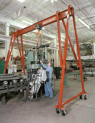Hippolift Steel Fixed-Height Portable Gantry Cranes