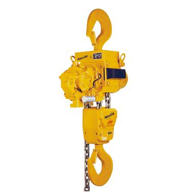 Hercu-Link™ Air Chain Hoists