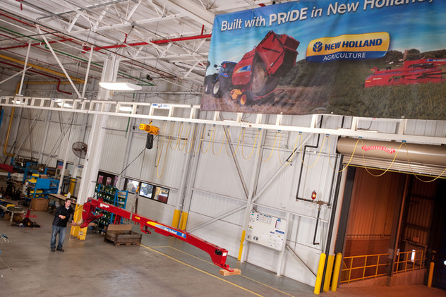 Ceiling Mounted Workstation Bridge Crane