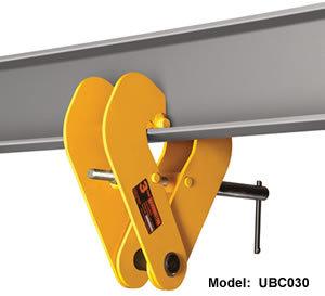 UBC UNIVERSAL BEAM CLAMP