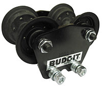 BUDGIT SPARK AND CORROSION RESISTANT GEARED