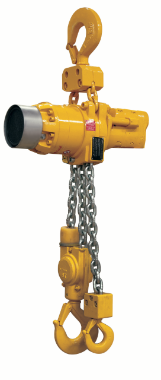 Liftchain® Miner Series Air Chain Hoists
