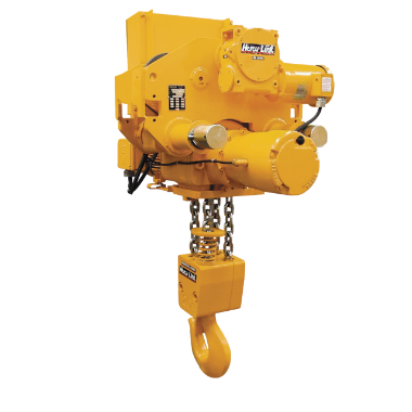 Hercu-Link™ Electric Chain Hoists