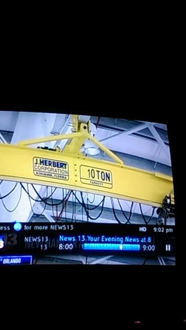 3479 MLB Cargo Facility & Hangar, on the