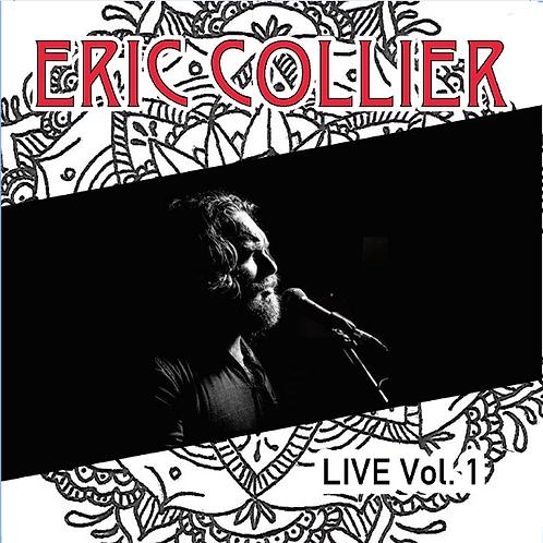 Eric Collier Live Vol 1