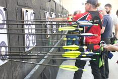 Arrow scoring