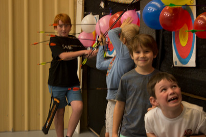 Archery Birthday Parties