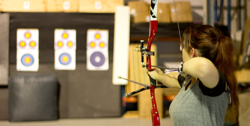 Coastal Archery Indoor Range