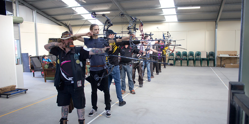 Indoor Archery Competitions and Events