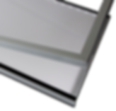 edge lit magnetic frame light box - technilite