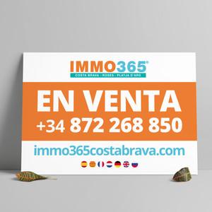 Cartel En Venta · Immo365