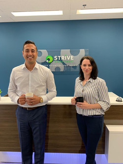Interview with STRIVE RECRUITMENT