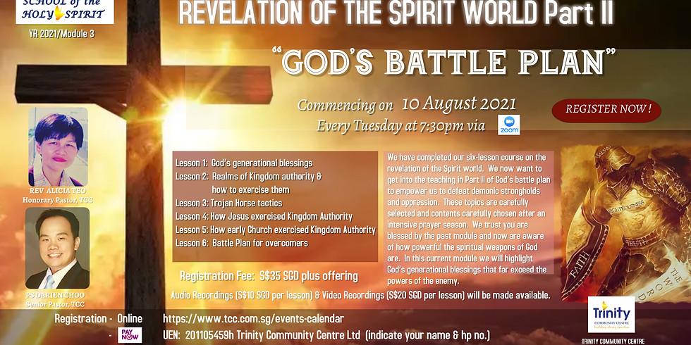 SOHS:  REVELATION OF THE SPIRIT WORLD (2)
